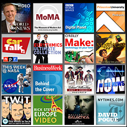 Sample Podcasts